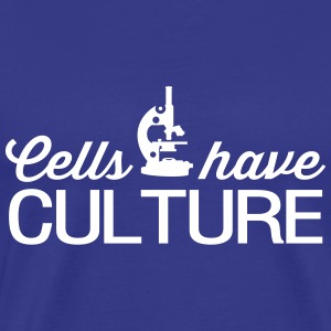 Cells have Culture T-Shirts - Men's Premium T-Shirt