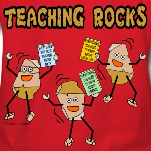 Teaching Rocks Hoodies - Women's Hoodie