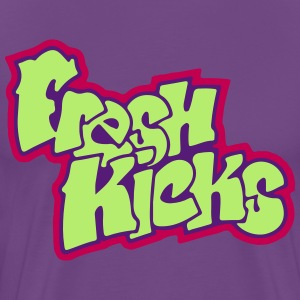 Fresh Kicks Shirt T-Shirts - Men's Premium T-Shirt