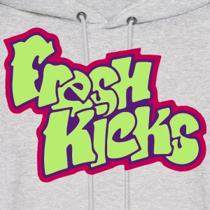 Fresh Kicks Shirt Hoodies - Men's Hoodie