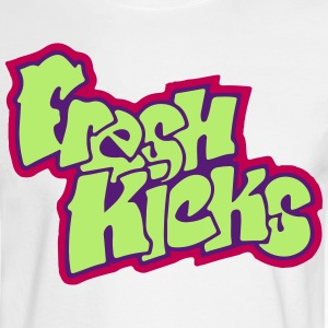 Fresh Kicks Shirt Long Sleeve Shirts - Men's Long Sleeve T-Shirt