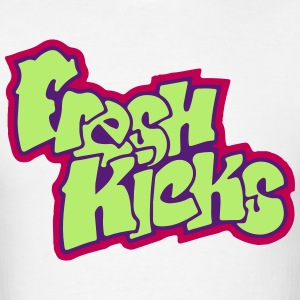 Fresh Kicks Shirt T-Shirts - Men's T-Shirt