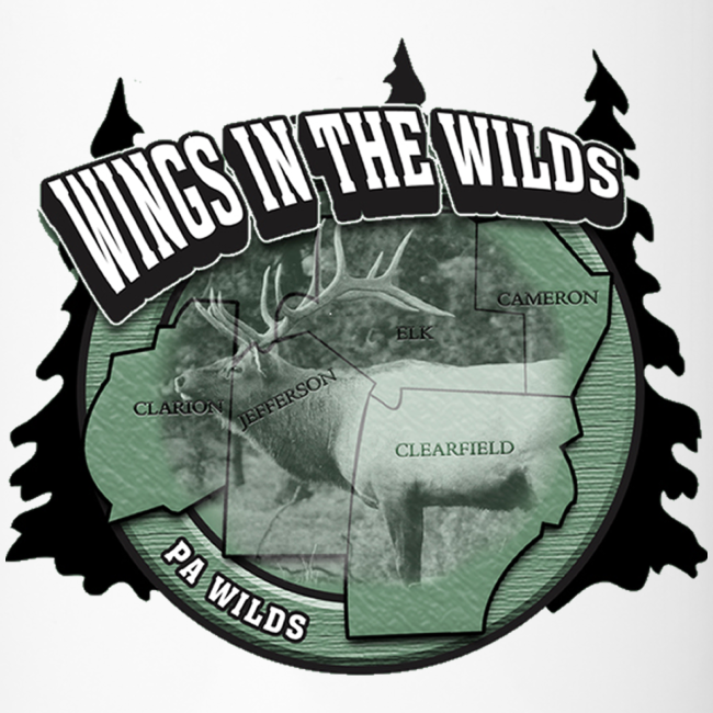 Travel Mug- Wings in the Wilds