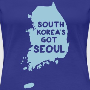 South Koreas Got Seoul Women's T-Shirts - Women's Premium T-Shirt