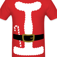 Design ~ SANTA CLAUS SUIT - Men's T-Shirt