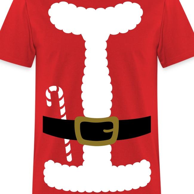 SANTA CLAUS SUIT - Men's T-Shirt