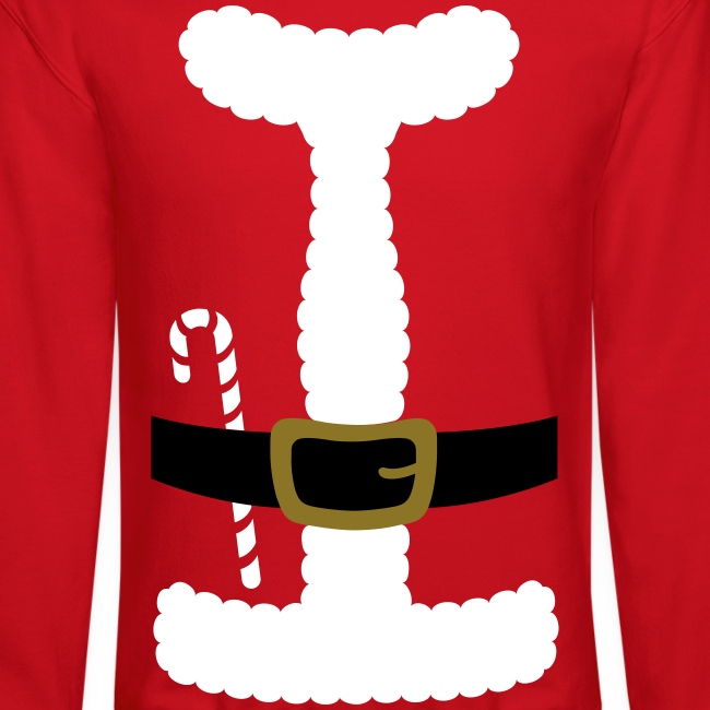 SANTA CLAUS SUIT - Men's' Sweatshirt
