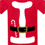 Design ~ SANTA CLAUS SUIT - Kid's T-Shirt