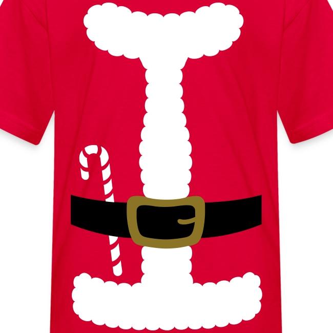 SANTA CLAUS SUIT - Kid's T-Shirt