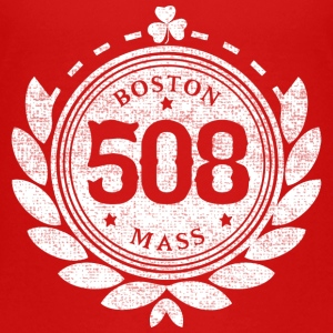 508 Boston Mass People Kids' Shirts - Kids' Premium T-Shirt