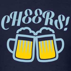 cheers T-Shirts - Men's T-Shirt