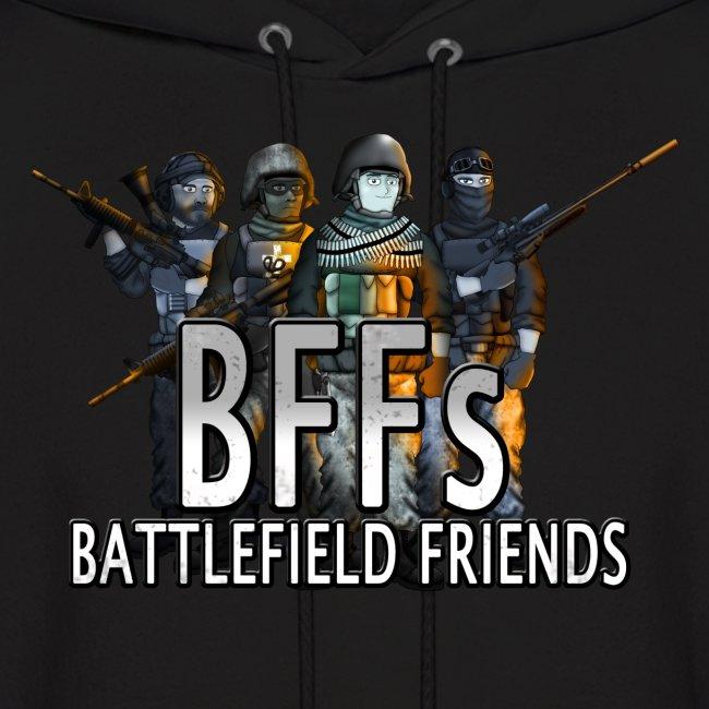 Battlefield Friends Men's Hoodie