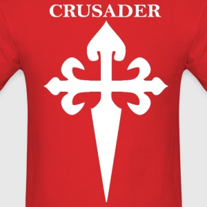 Saint James Crusader - Men's T-Shirt