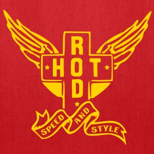 Hot Rod - speed and style Bags & backpacks - Tote Bag