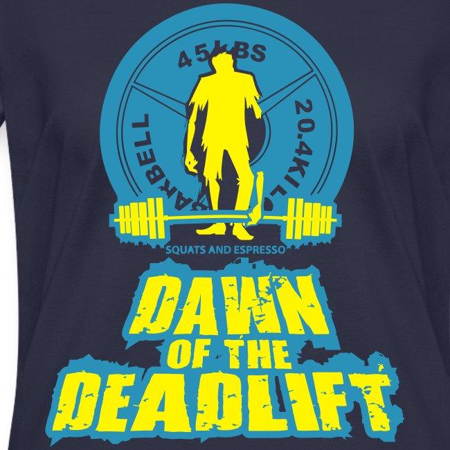 Dawn of The Deadlift V-Neck