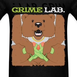 Grime Lab Water Fight - Men's T-Shirt