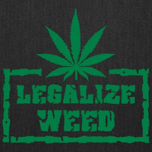 Legalize weed Bags & backpacks - Tote Bag