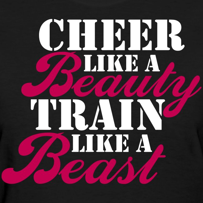 Cheer Beauty Beast