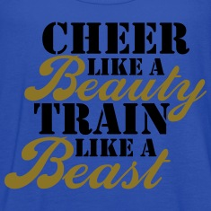 Cheer Beauty Beast Tanks