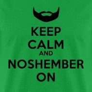 Design ~ Dude's Keep Calm Shirt