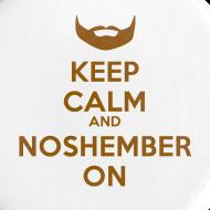 Design ~ Noshember Keep Calm Button