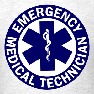 emergency medical technician - Men's T-Shirt