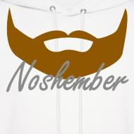Design ~ Bearded Hoodie - Noshember