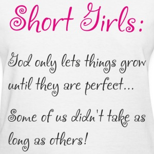 Short Girls - Women's T-Shirt