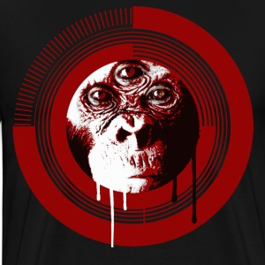Enlightened Ape - Men's Premium T-Shirt