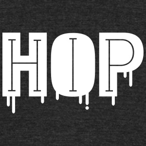 Hip Hop T-Shirts - Unisex Tri-Blend T-Shirt by American Apparel
