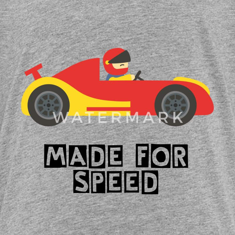 cute red and yellow race car with driver t shirt spreadshirt. Black Bedroom Furniture Sets. Home Design Ideas