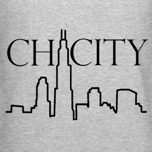 chi city - Crewneck Sweatshirt