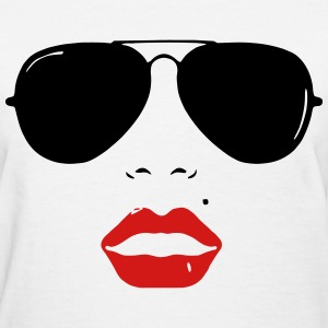 Shades of Lipstick - Women's T-Shirt