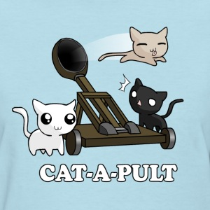 Cat-a-Pult - Women's T-Shirt