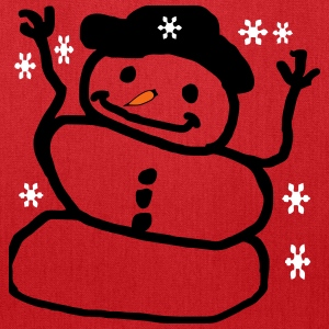 mr_snowman3 Bags & backpacks - Tote Bag