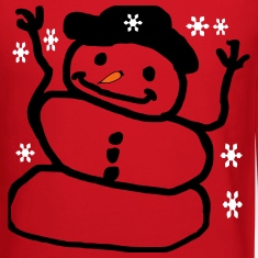 mr_snowman3 Long Sleeve Shirts