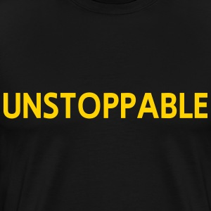 Unstoppable T-Shirts - Men's Premium T-Shirt