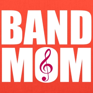 Band Mom (Tote) - Tote Bag