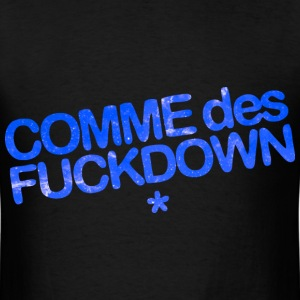 Comme Des Fuckdown Galaxy T-Shirts - Men's T-Shirt