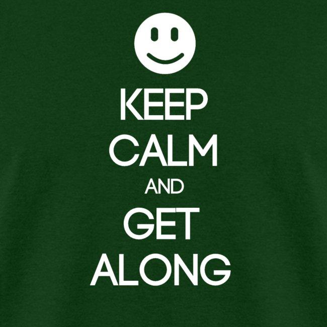 ENFJ ~ Keep Calm and Get Along T-shirt
