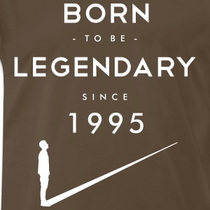 Born to be Legendary T-Shirts - Men's Premium T-Shirt