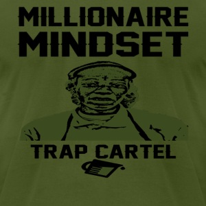 MM TrapCartel by GxldStore - Men's T-Shirt by American Apparel