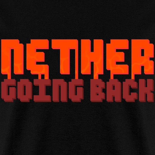 Men's Nether Going Back T-Shirt