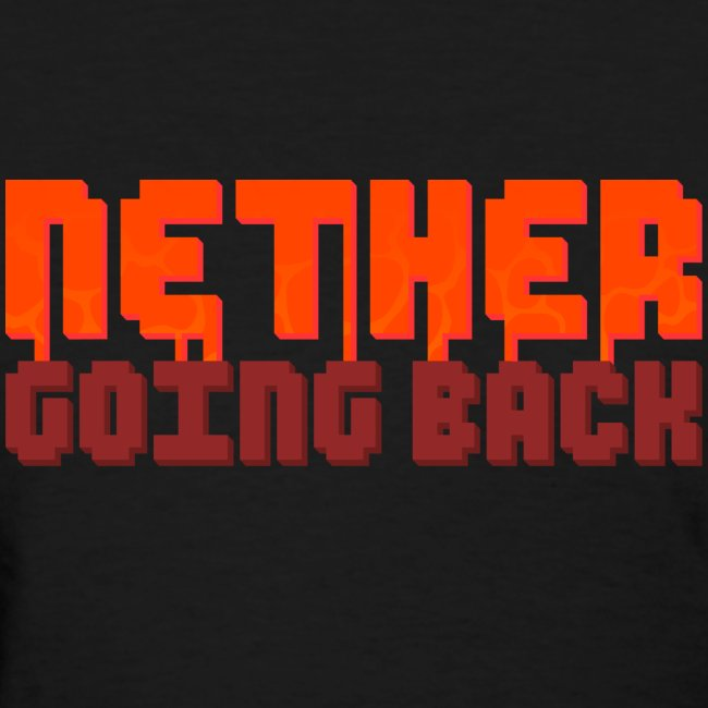 Women's Nether Going Back T-Shirt