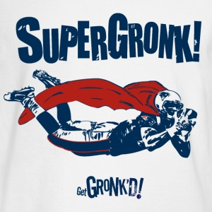 Super Gronk Long Sleeve Shirts - Men's Long Sleeve T-Shirt