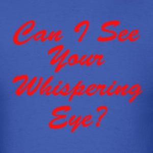 Whispering Eye - Men's T-Shirt