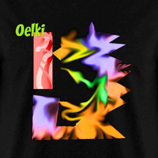 Oelki V1 Front Cover T Shirt