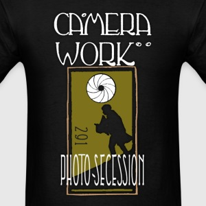 CAMERA WORK - 291 - Photo Secession - Men's T-Shirt