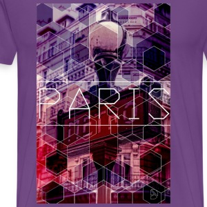 AD Paris Metro - Men's Premium T-Shirt