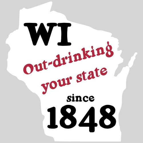 WI - Out-drinking you state
